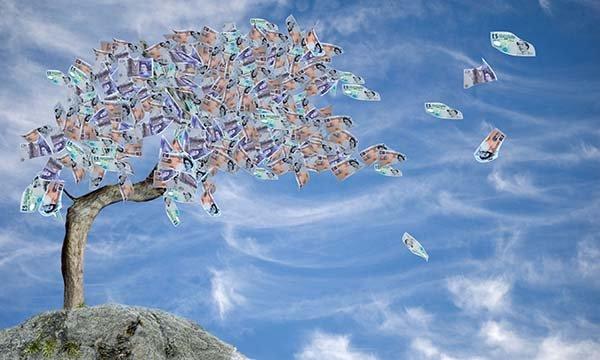 Boris Johnson and the Magic Money Tree for War
